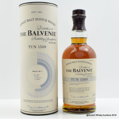 Balvenie Tun 1509 Batch #1