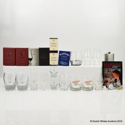 Assorted Whisky Paraphernalia