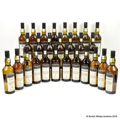 Managers' Choice Collection 70cl x 27