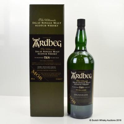 Ardbeg Mor 2nd Edition 4.5L