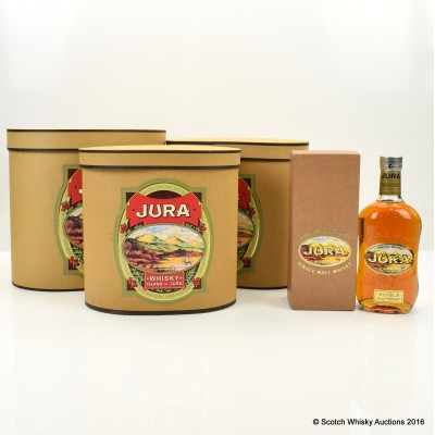 Jura Limited Edition in Russian Doll style Box
