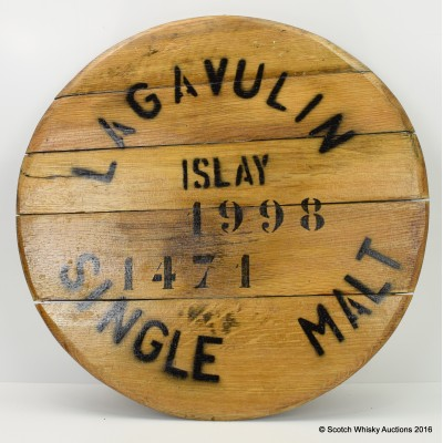 Lagavulin 1998 Cask End