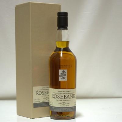 Rosebank 25 Year Old 2007 Release