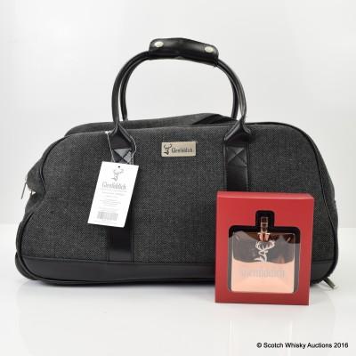 Glenfiddich Bag & Hip Flask