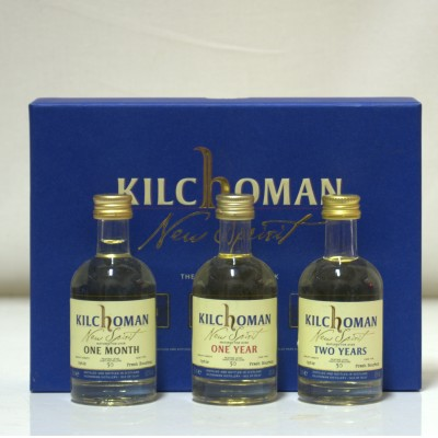 Kilchoman The Connoisseurs Pack