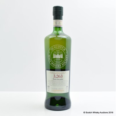 SMWS 3.263 Bowmore 1996 19 Year Old