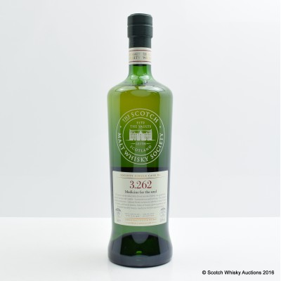 SMWS 3.262 Bowmore 1996 19 Year Old