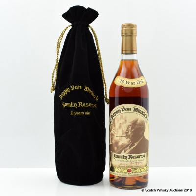 Pappy Van Winkle Family Reserve 23 Year Old 75cl