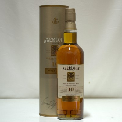 Aberlour 10 Year Old Sherry Cask