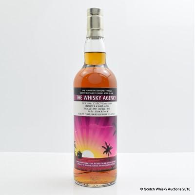 Caroni 1997 16 Year Old Rum Whisky Agency
