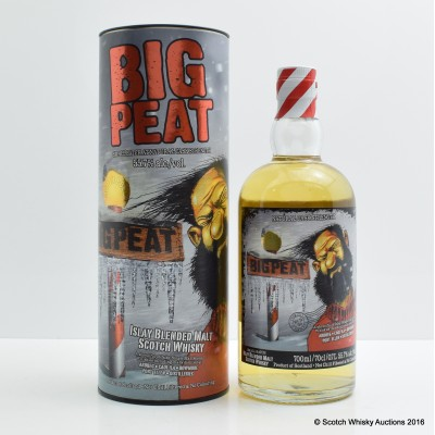 Big Peat Christmas Edition 2014 Release