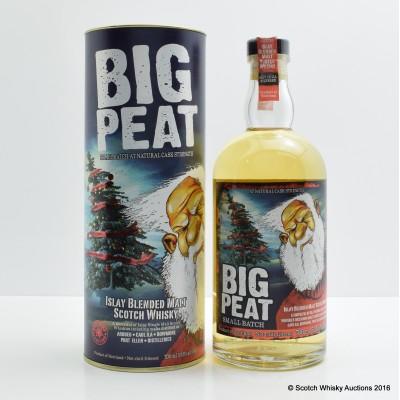 Big Peat 2012 Christmas Edition