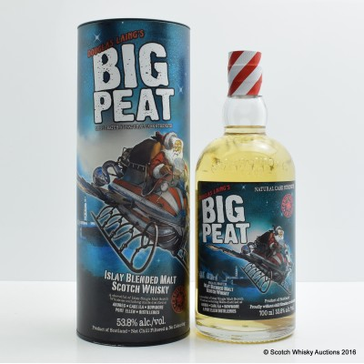 Big Peat 2015 Christmas Edition