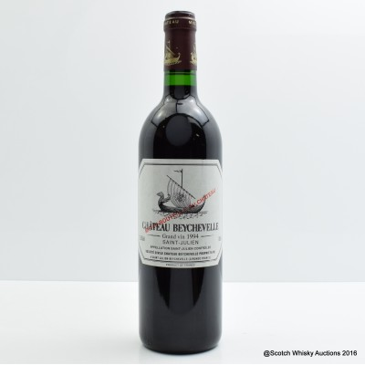 Chateau Beychevelle 1994 Grand Vin 75cl