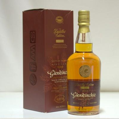 Glenkinchie 1989 Distillers Edition
