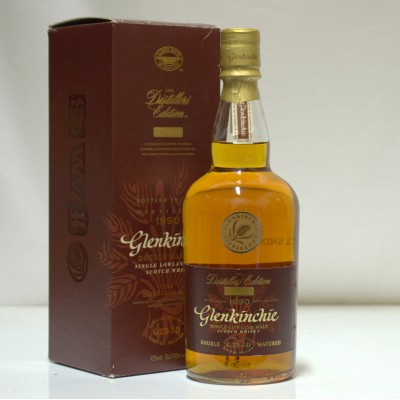Glenkinchie 1990 Distillers Edition