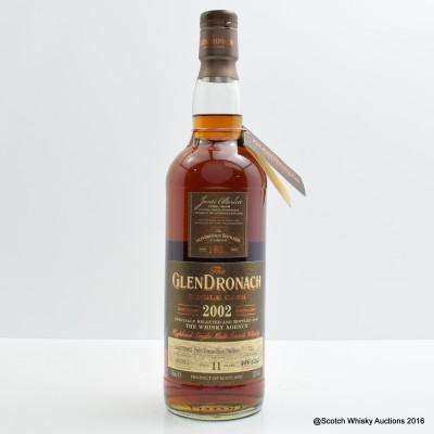 GlenDronach 2002 11 Year Old Single Cask #712