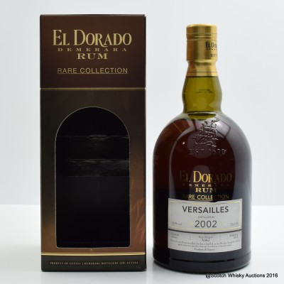 El Dorado Versailles 2002 Rare Collection