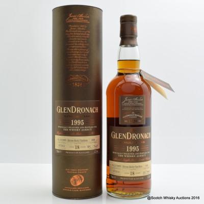 GlenDronach 1995 18 Year Old Single Cask #4408