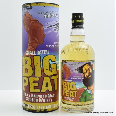 Big Peat Small Batch Taiwan Exclusive 2015 Release