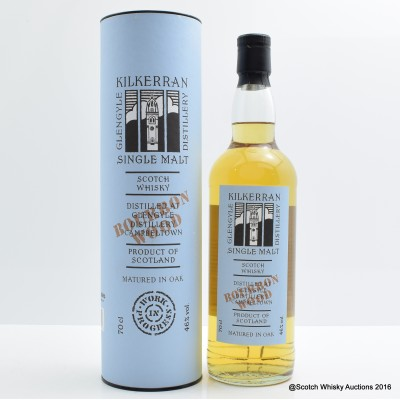 Kilkerran 2004 Work In Progress #5 Bourbon Cask