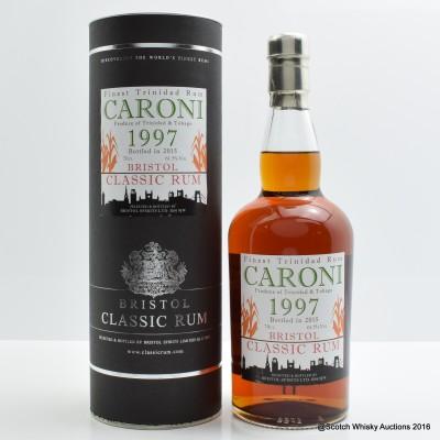 Caroni 1997 Trinidad Rum