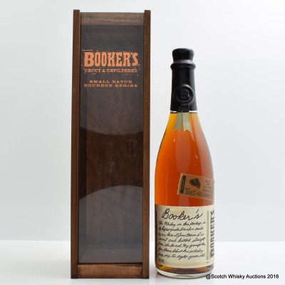 Booker's 'The Center Cut' 75cl