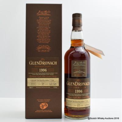 GlenDronach 1996 17 Year Old Single Cask #1490