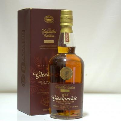 Glenkinchie 1986 Distillers Edition