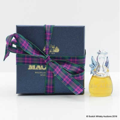 Macallan 12 Year Old Fine Oak Angels' Share Whisky Angel