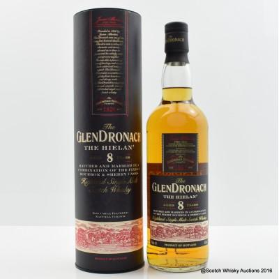 GlenDronach 8 Year Old The Hielan'
