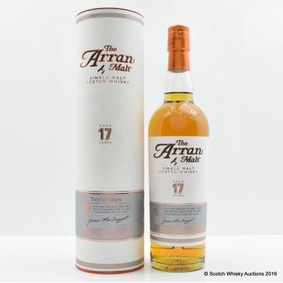 Arran 17 Year Old 2014 Release