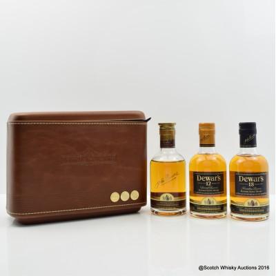Dewar's Traveller's Pack 3 X 20CL