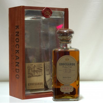 Knockando 1977 21 Year Old Extra Old