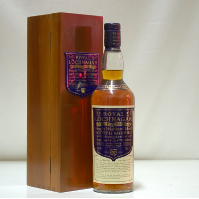 Royal Lochnagar Select Reserve
