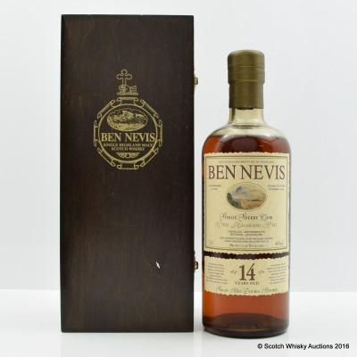 Ben Nevis 1992 14 Year Old