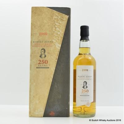 Arran Robert Burns 250th Anniversary Edition 1998