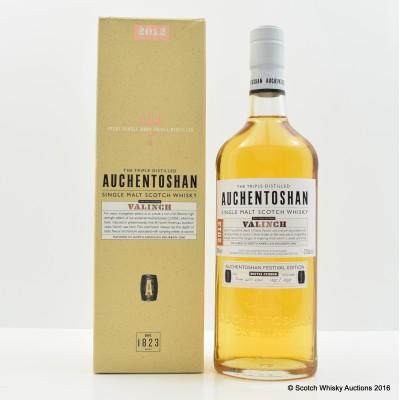 Auchentoshan Valinch Festival 2012 Release