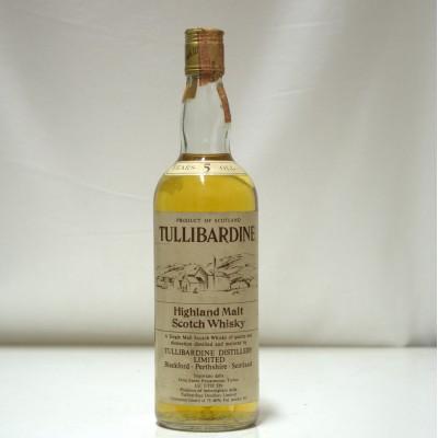 Tullibardine 5 Year Old 75cl
