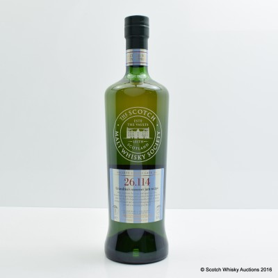 SMWS 26.114 Clynelish 2003 11 Year Old