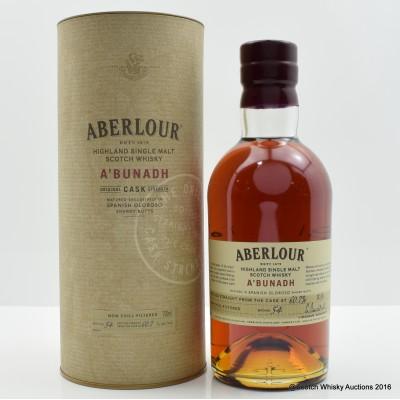 Aberlour A'Bunadh Batch #54