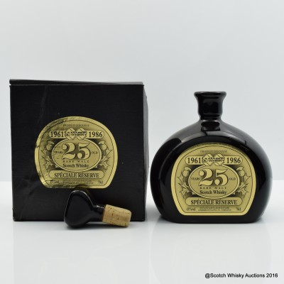La Maison Du Whisky 25 Year Old Speciale Reserve