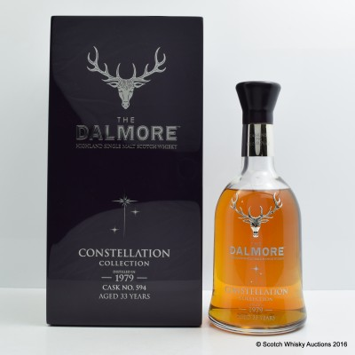 Dalmore Constellation Collection 1979 33 Year Old