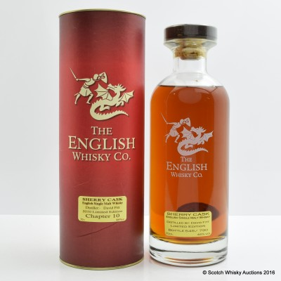 English Whisky Co Chapter 10