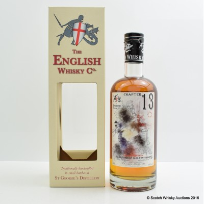 English Whisky Co Chapter 13
