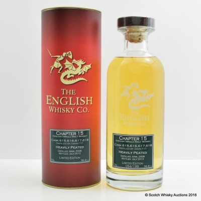 English Whisky Co Chapter 15