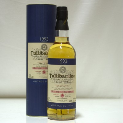 Tullibardine 1993 Vintage Edition