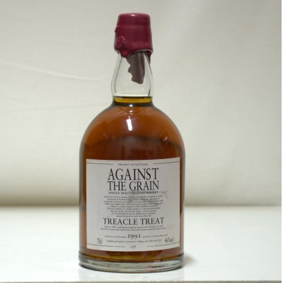 Against The Grain Treacle Treat