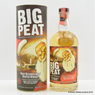 Big Peat Christmas Edition 1st Release