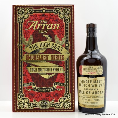 Arran Smugglers' Series - Volume Two 'The High Seas'